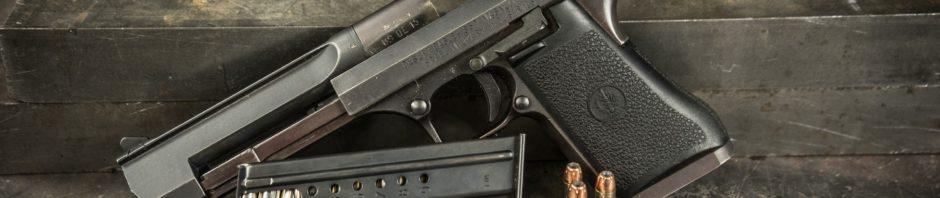 Szkolenie Pistolet - Poziom 3
