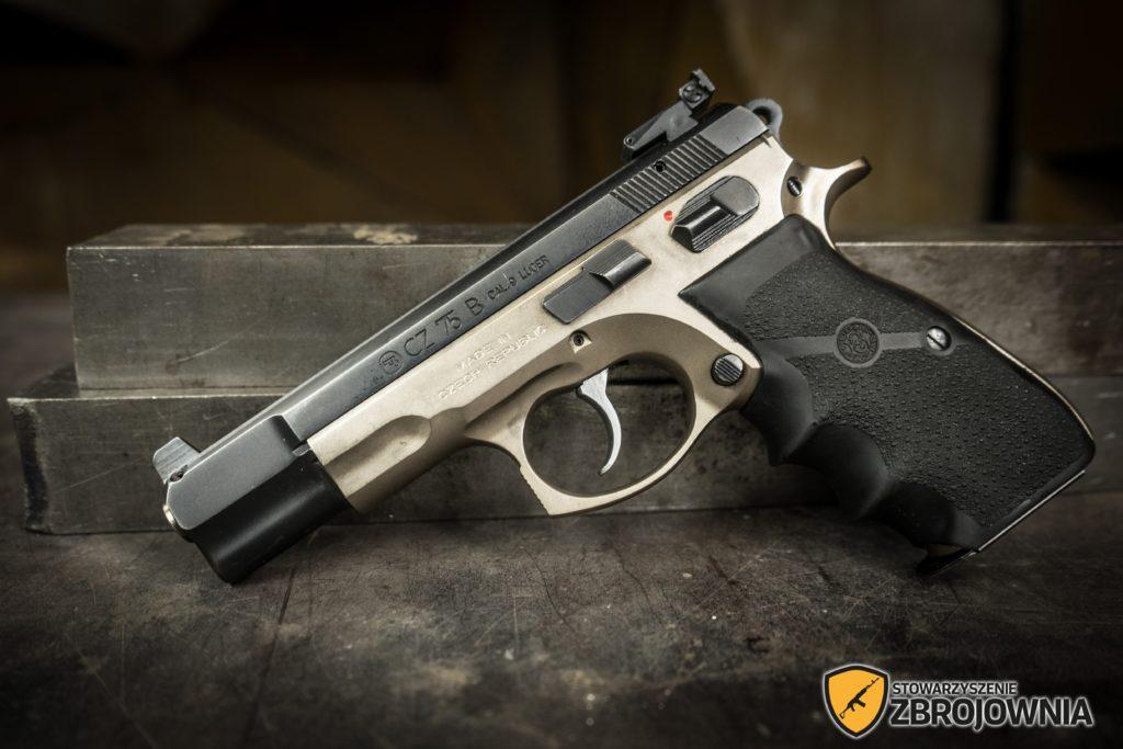 szkolenie pistolet - poziom 1