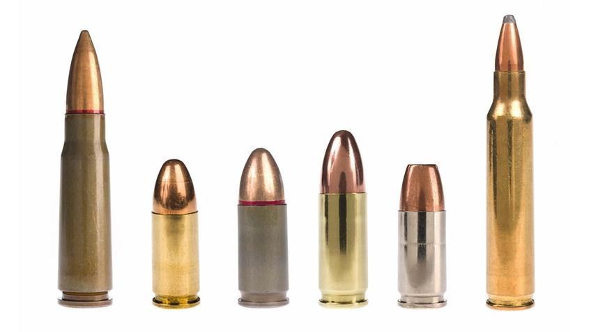 Amunicjoznawstwo - 21.01.18 - amunicja